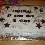 Edinburgh Science Fiction Book Group – 10 Year Anniversary