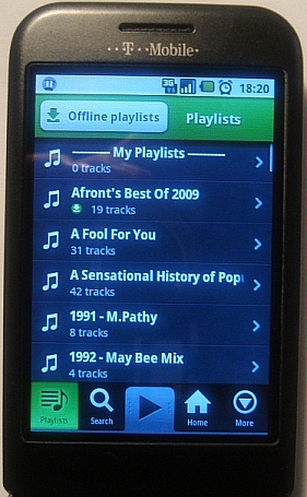 Spotify on Android: An In-Depth Review