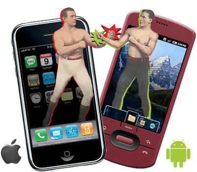 Spotify Mobile: Android vs. iPhone Smackdown!