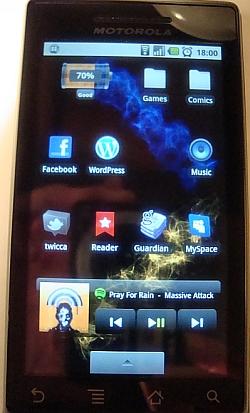 Motorola Milestone: Second Opinions