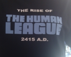 Human League vs. Pansentient League 2010