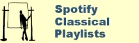 Spotify Classical Playlists