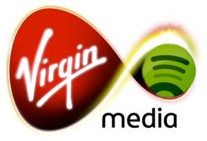Spotify on Virgin Media