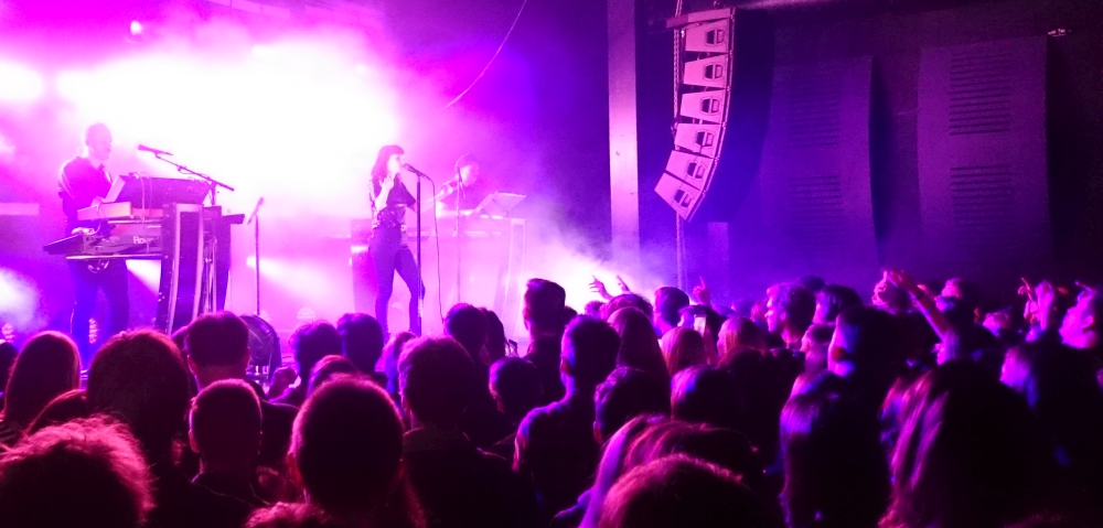 Chvrches Dundee